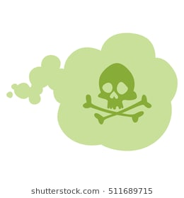 fart-deadly-smell-green-cloud-260nw-511689715